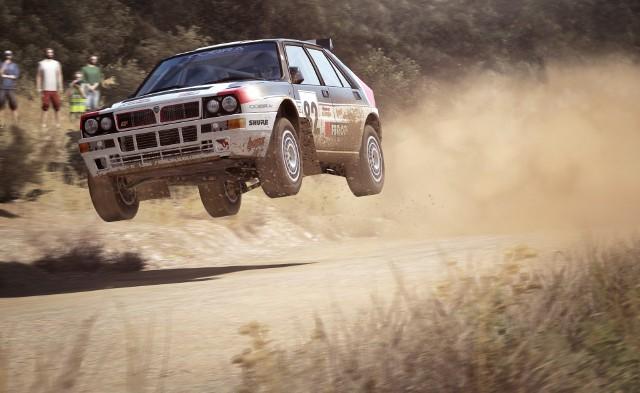 DiRT RallyDiRT Rally, czyli gra dla tych, którym brakowało klasycznych rajdów