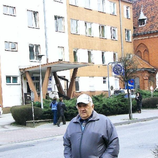 Po przejęciu budynków przez powiat szpital  czeka nie lifting, ale solidna operacja