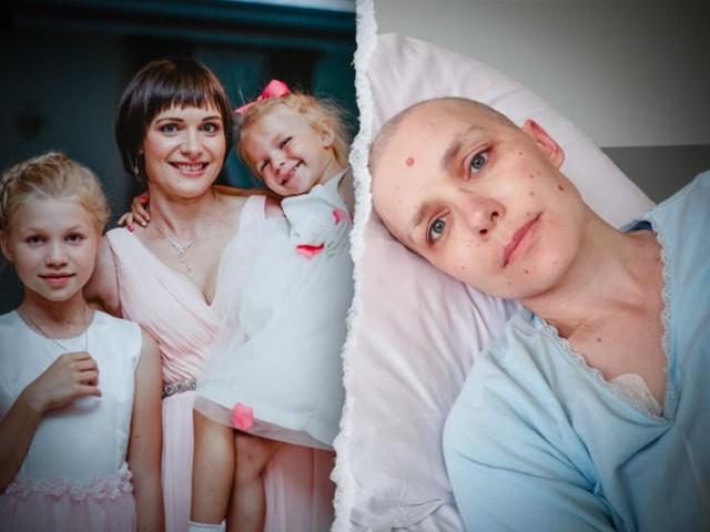 - Obecnie jestem 12 tygodni po autoprzeszczepie i choroba znów wróciła i nadal mnie wyniszcza - mówi Agnieszka