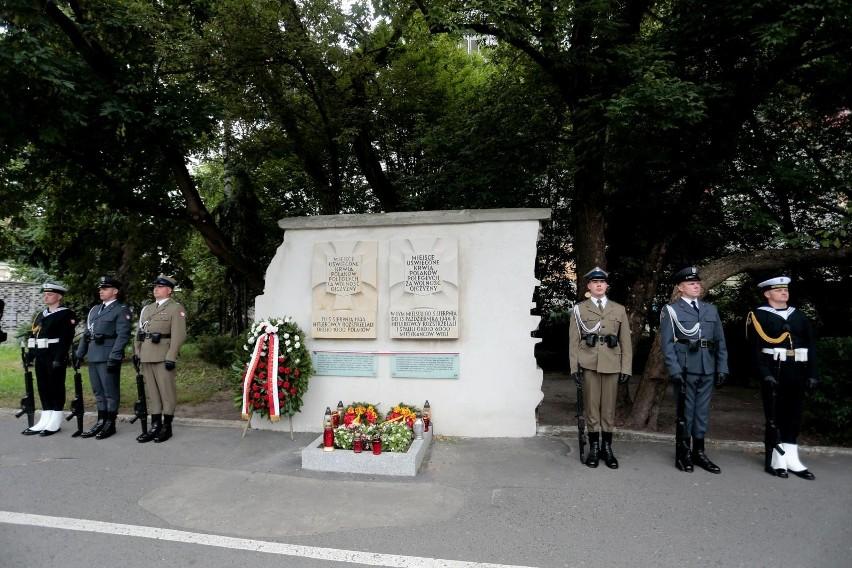 77. rocznica wybuchu Powstania Warszawskiego. Prezydent...