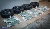 Marihuana warta 2,8 mln zł w dostawczaku z Hiszpanii. Podejrzani usłyszeli zarzuty