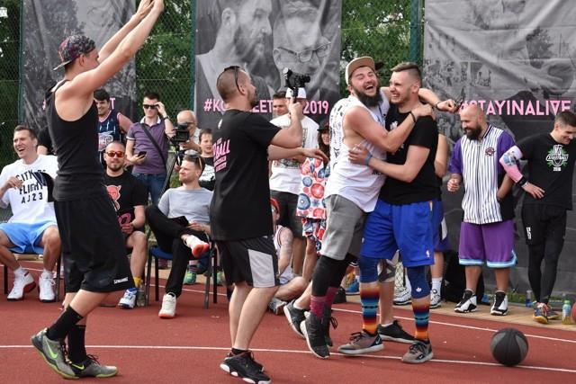 Tak wyglądało KO Streetball w Krośnie Odrzańskim w poprzednich latach.