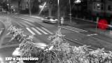 Naćpany 22-latek potrącił nastolatkę i uciekł. Szczegóły zatrzymania kierowcy volkswagena [WIDEO Z MONITORINGU, ZDJĘCIA]
