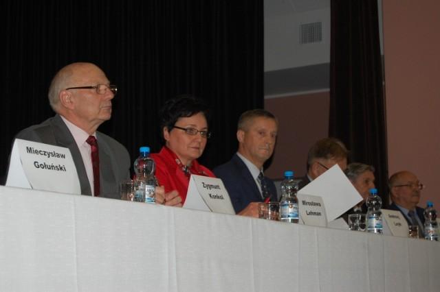 Debata wyborcza w Kartuzach