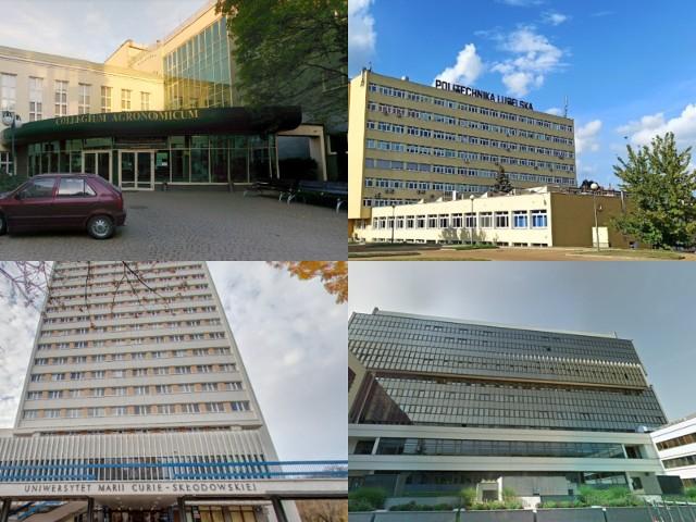 Wraz z ogłoszeniem w Lublinie strefy czerwonej i wprowadzeniem kolejnych obostrzeń sanitarnych, lubelskie uczelnie przeszły z trybu nauczania hybrydowego w zdalny