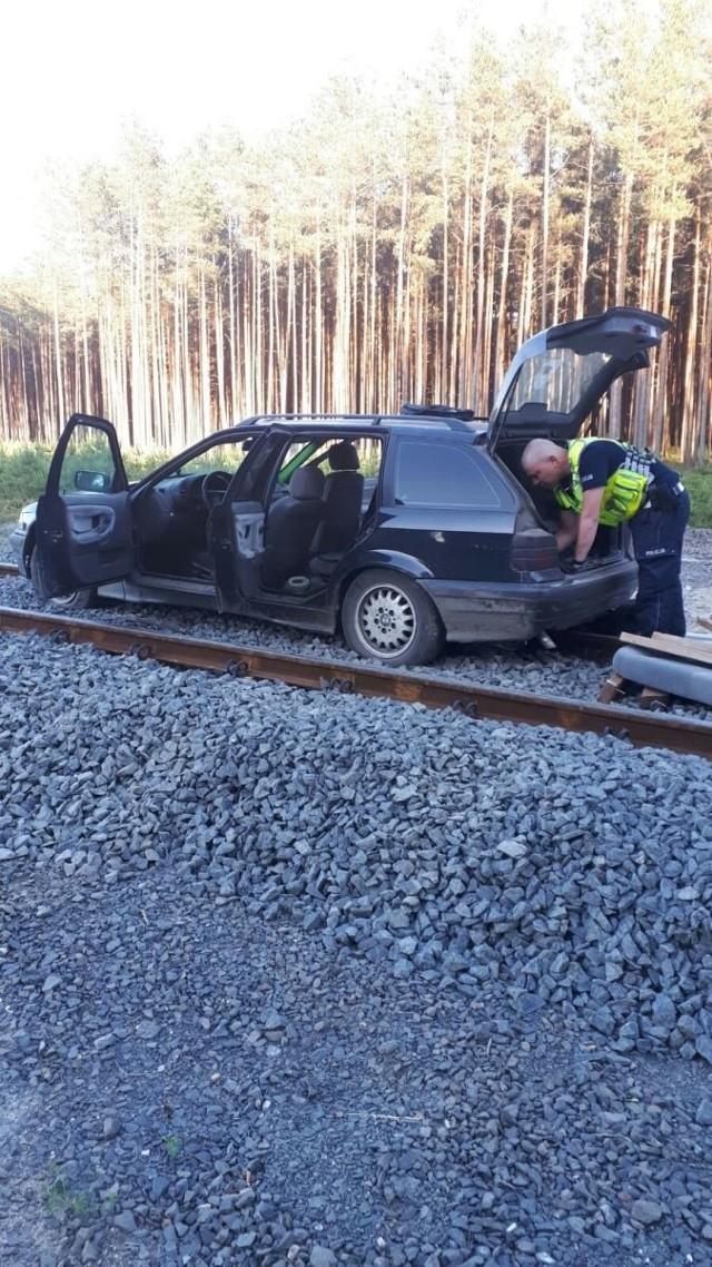 Kierowca przewoził  jeszcze 26 -letniego pasażera