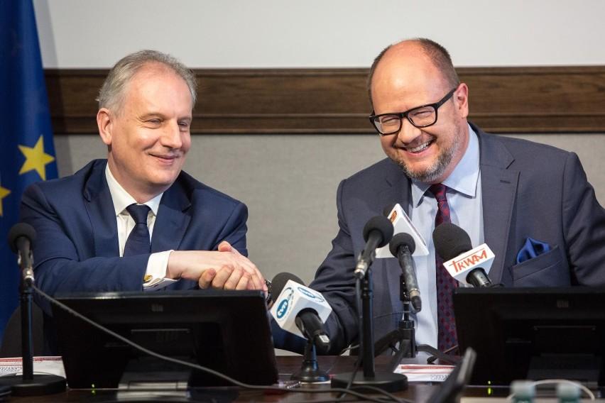 Prezydent Gdańska i wojewoda pomorski o obchodach 1 września...
