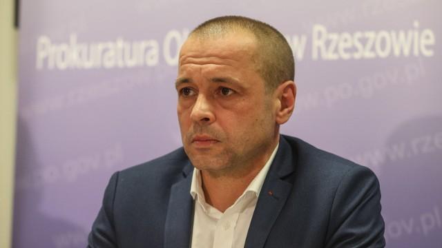 Łukasz Harpula był prokuratorem okręgowym przez 4 lata.