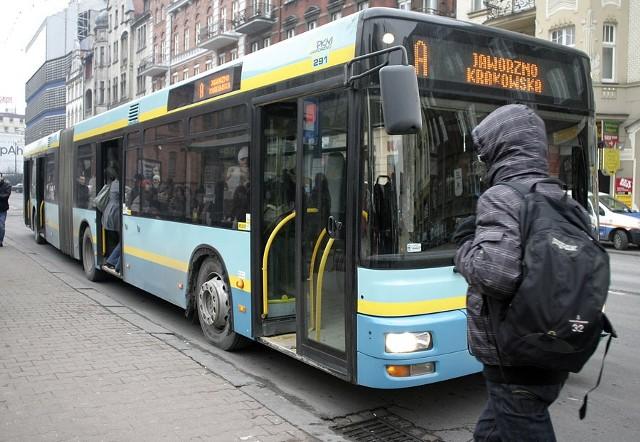 Jaworznickie autobusy będą jeździły inaczej