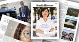 """Kwietniowe wydanie magazynu """"Strefa Biznesu"""" już dostępne!"""