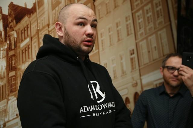 Adam Kownacki 7 marca stoczy kolejny pojedynek w zawodowej karierze