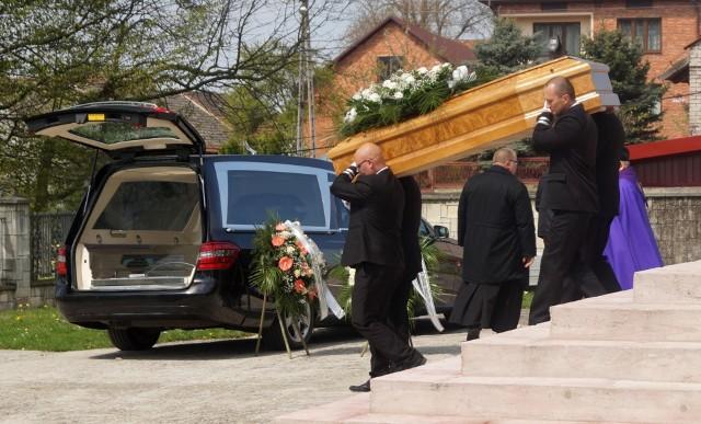 Pogrzeb 108-latki Zofii Kupidło odbył się we wtorek w Skorczowie koło Kazimierzy Wielkiej.