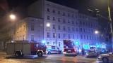 Wrocław: Groźny pożar w centrum. Nie żyją dwie osoby