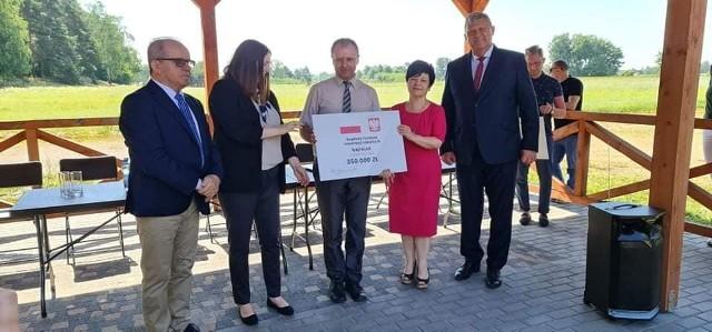 Gmina Wąpielsk przeznaczy pieniądze na inwestycje w Ruszkowie