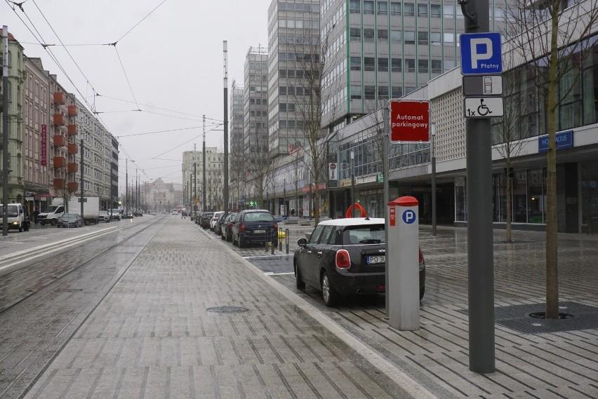 Ulica stała się przejezdna po rozpoczętym półtora roku temu...