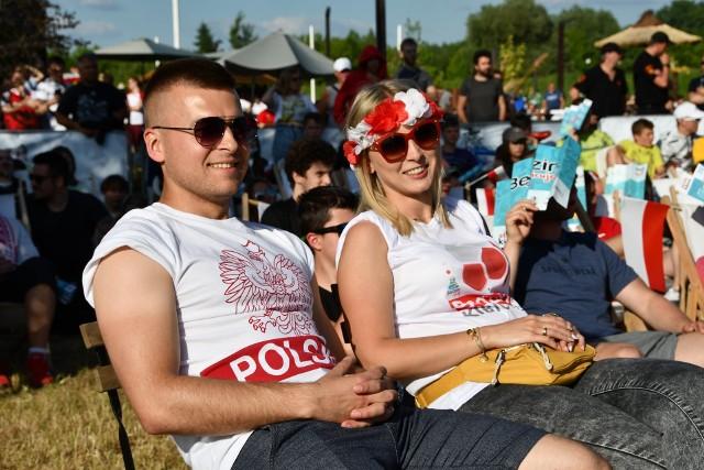 Tak w Będzinie kibicowaliśmy Polakom w starciu ze Słowacją na Euro 2020 Zobacz kolejne zdjęcia/plansze. Przesuwaj zdjęcia w prawo - naciśnij strzałkę lub przycisk NASTĘPNE