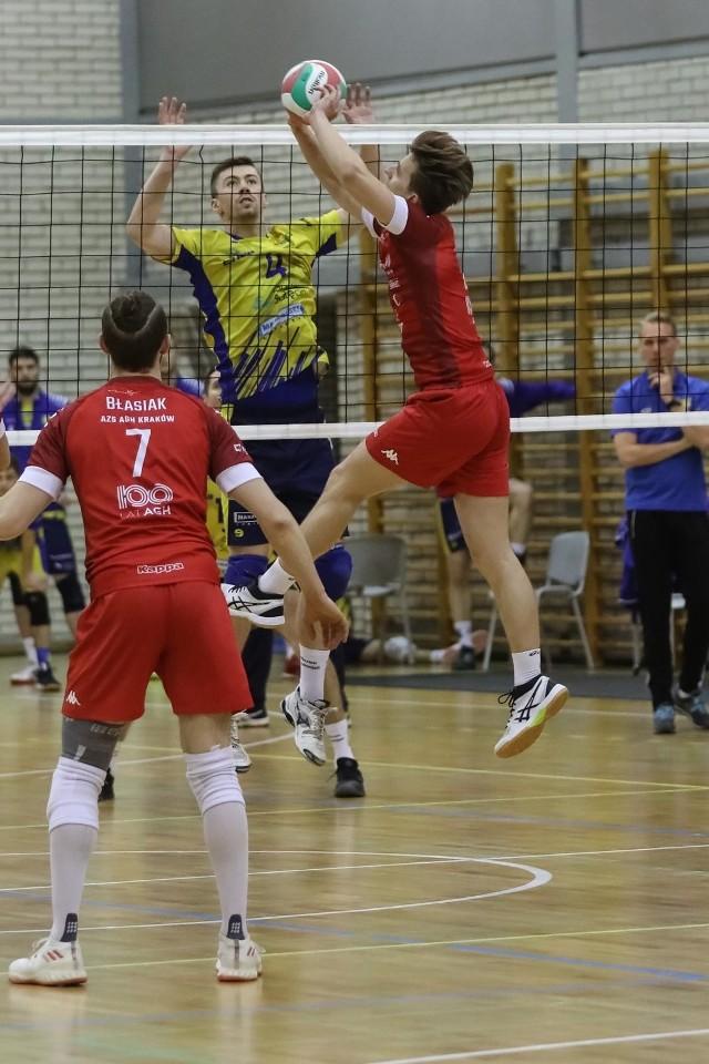 AZS AGH Kraków - Olimpia Sulęcin