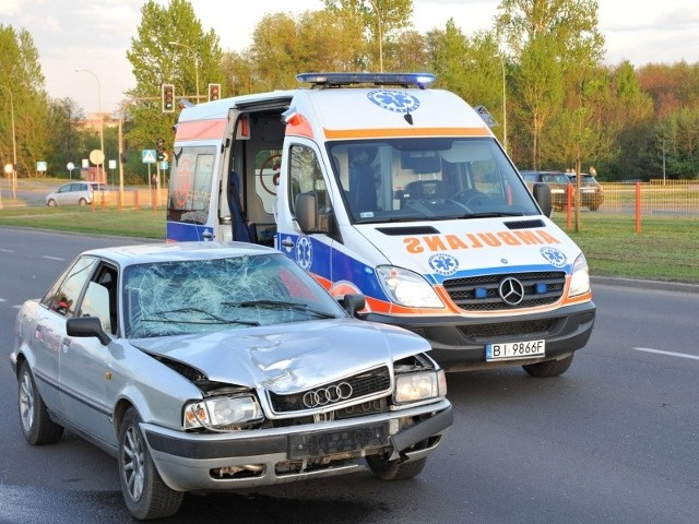 Śmiertelne potrącenie. Kierowca pijany.Śmiertelne potrącenie. Kierowca pijany.