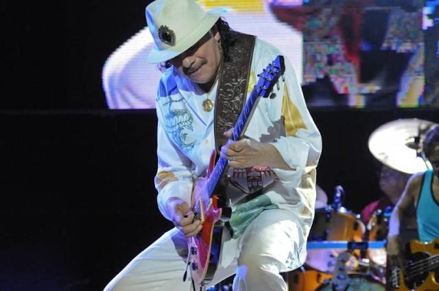 Carlos Santana wystąpi w Dolinie Charlotty 8 lipca