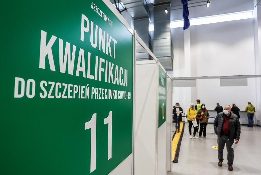 Szczepienia przeciwko koronawirusowi w Gdańsku