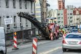 Ulica Kujawska idzie jak z górki - gra i buczy