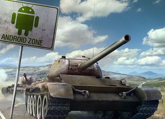World of Tanks BlitzWorld of Tanks Blitz: Czołgi działają już z Androidem (wideo)