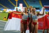 Świetne biegi lekkoatletek z regionu podczas World Athletics Relays Silesia 2021