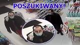 Bydgoszcz. Znasz może tego mężczyznę ze zdjęć? Okradł drogerię przy ul. Magnuszewskiej na Wyżynach. Policja go szuka