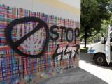 """Mural """"Utkany Wielokulturowością"""" zostanie odnowiony. Będzie też monitoring (zdjęcia)"""