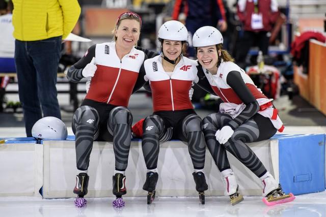 Andżelika Wójcik, Kaja Ziomek i Natalia Czerwonka w styczniu w Heerenveen zdobyły medal Mistrzostw Europy w drużynowym sprincie. W Salt Lake City też chcą powalczyć o dobry wynik
