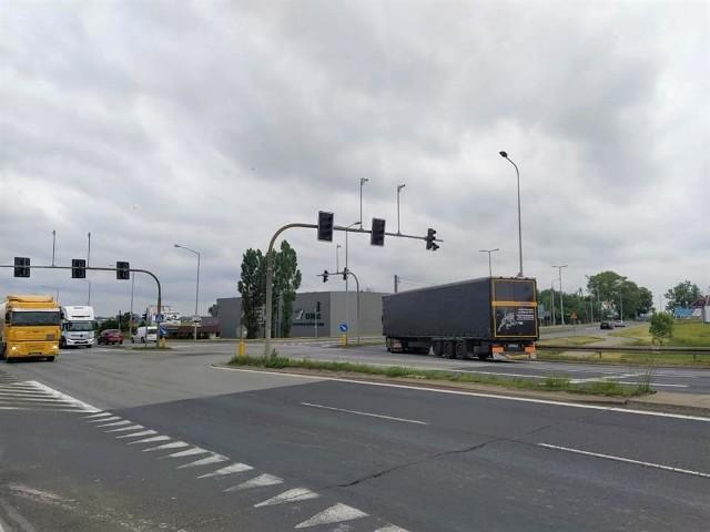 Sygnalizacja świetlna na skrzyżowaniu obwodnicy Opola z ul. Oleska będzie w środę wyłączona