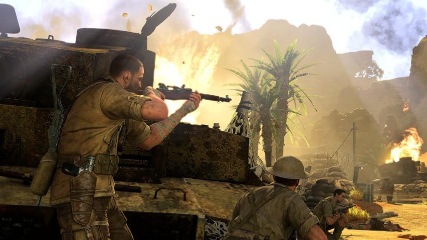 Sniper Elite III: AfrikaPremiera gry Sniper Elite III: Afrika już 27 czerwca