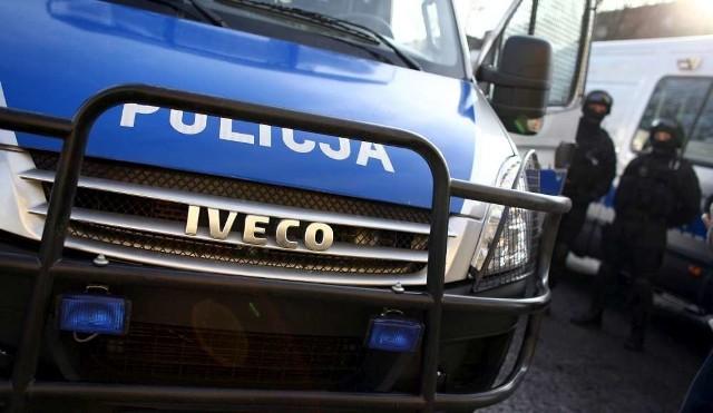 Do napadu doszło w środę około godz. 10. Dwóch napastników wtargnęło do placówki bankowej przy ul. Promienistej w Poznaniu i sterroryzowało pracowników.