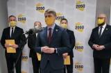 Marcin Skonieczka, wójt gminy Płużnica w powiecie wąbrzeskim przystąpił do partii Polska 2050 Szymona Hołowni