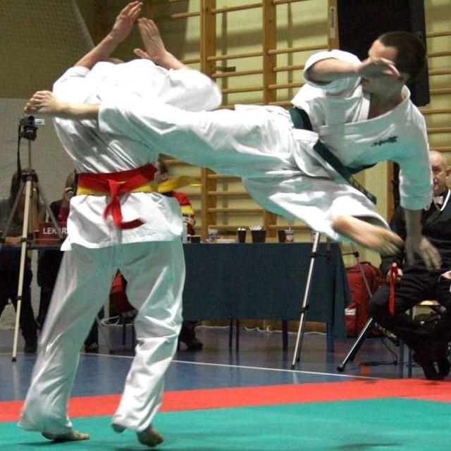 Turnieju Karate Kyokushin w Opolu