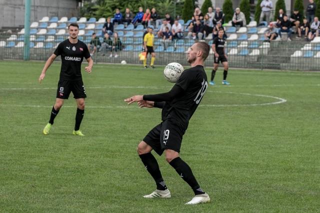 Piłkarze Cracovii grali w ten weekend