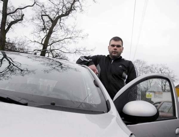 Przemysław Drózd z Kędzierzyna-Koźla chce w tym roku kupić nowy samochód. Dzięki zmianie przepisów odzyska podatek VAT.