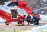 Tatry. Śmiertelne wypadki pod Rysami i na Granatach. Turyści poślizgnęli się na lodzie