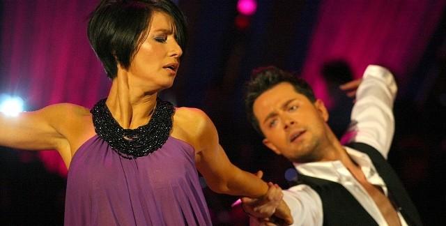 Grażyna z Czarkiem zatańczyła zmysłową rumbę.
