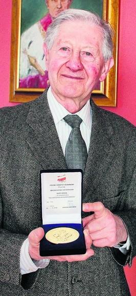 Zbigniew Orywał wygrywał dwukrotnie. Był tez pierwszym laureatem plebiscytu