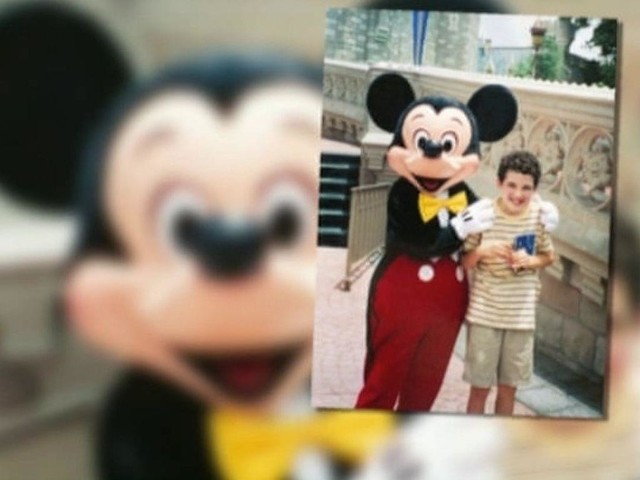 Filmy Disneya pomogły chłopcu z autyzmem