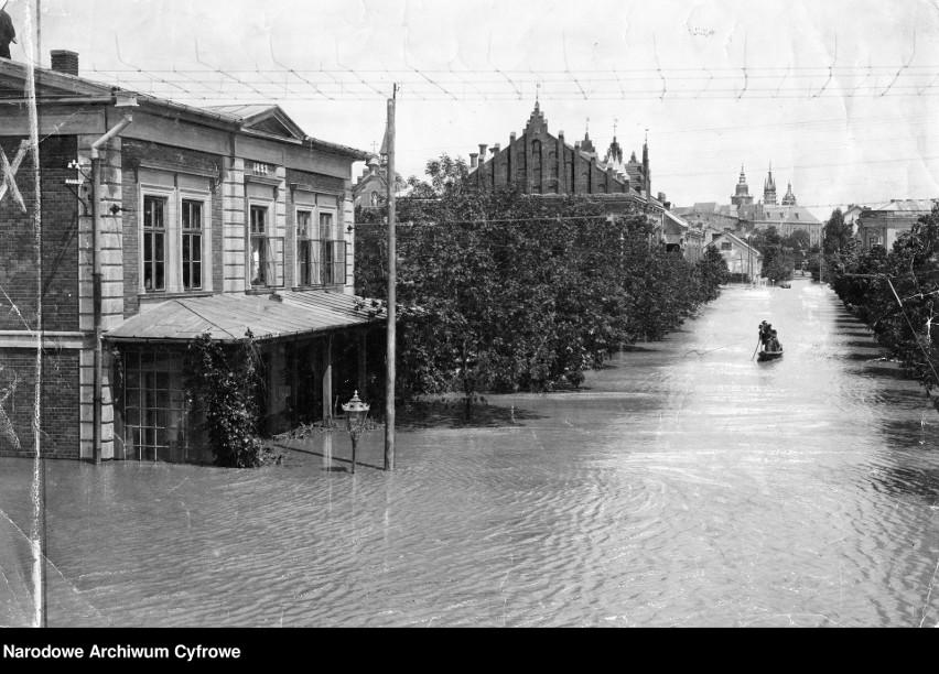 12 - 14 lipca 1903: powódź w Galicji...