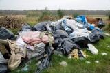 Gmina Choroszcz. Ktoś zostawił w lesie śmieci. Sprawą zajęła się policja