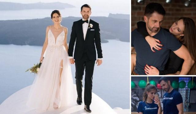 Karolina Bojar wyszła za mąż za Daniela Stefańskiego. Ślub odbył się w Grecji