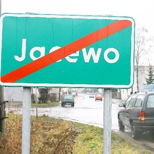 Przeciwko powiększaniu granic Inowrocławia są  m. in. mieszkańcy Jacewa, wsi leżącej na  granicy z miastem