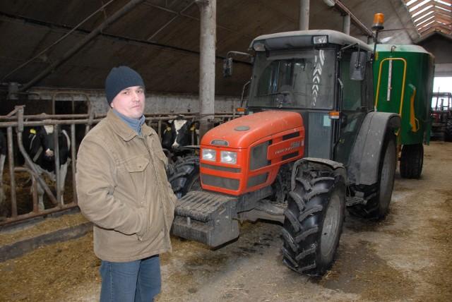 Coraz więcej gospodarzy prowadzi gospodarstwa jednokierunkowe - mówi Paweł Gryko