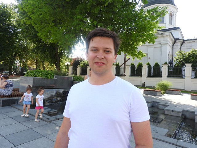 Łamałem stereotypy o Polsce. Szczególnie ten dotyczący picia alkoholu - śmieje się Krzysztof Lechowski.