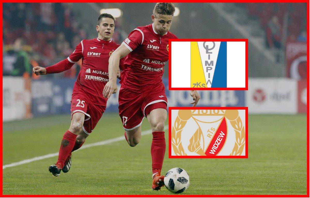 1a18dbc0e Dziś piłkarze Widzew pod wodzą nowego szkoleniowca rozegrają zaległy mecz w  Elblągu z tamtejszą z Olimpią. Zapraszamy na relację LIVE z tego meczu.