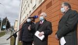 Posłowie PiS o szpitalach tymczasowych: to była mądrość naszego rządu