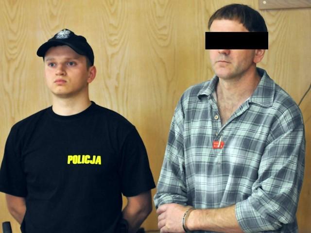 Piotr M. ponownie został skazany na dożywotnie więzienie.